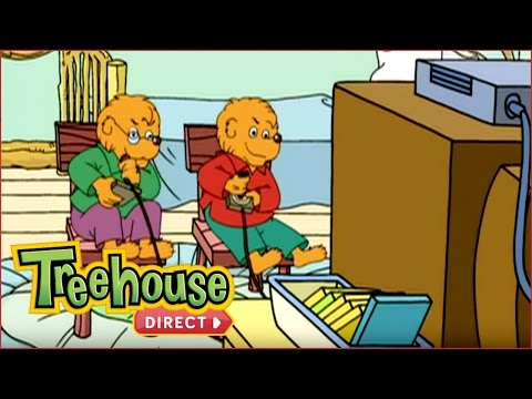 The Berenstain Bears: Out for the Team/Count Their Blessings - Ep.7