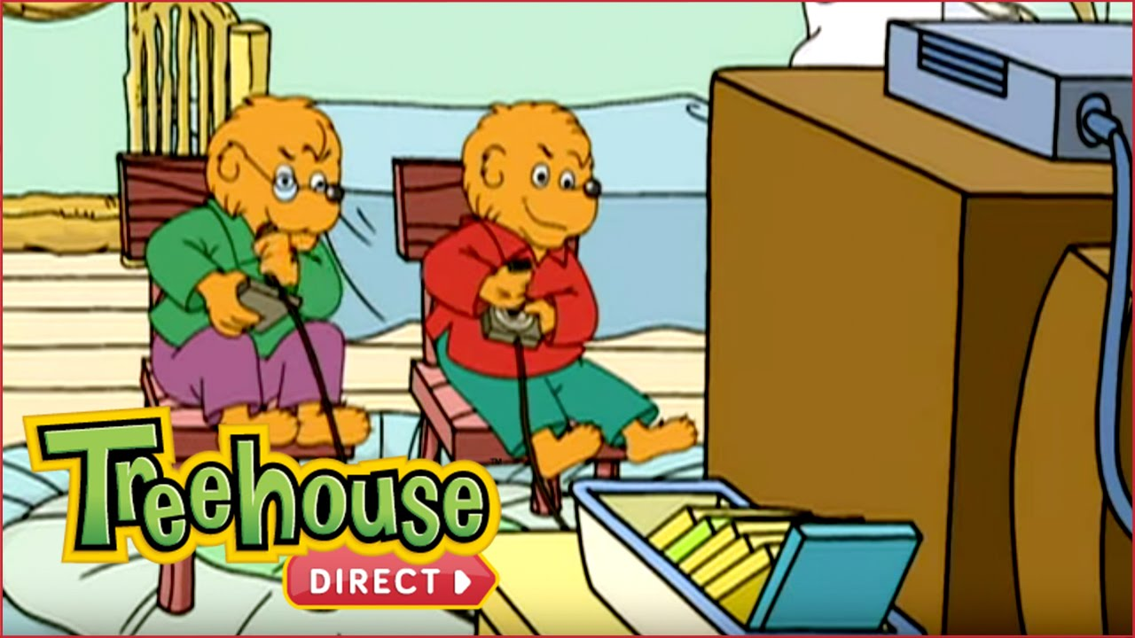 Download The Berenstain Bears: Out for the Team/Count Their Blessings - Ep.7