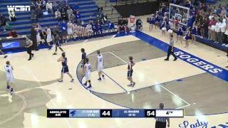 Har-Ber High School Basketball | Har-Ber vs. Rogers