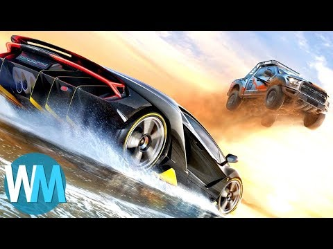 Top 10 BEST RACING Series of All Time
