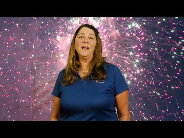 Mashpee Fireworks PSA 2021