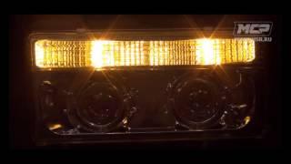 видео Фары ВАЗ 2104, 2105, 2107 с