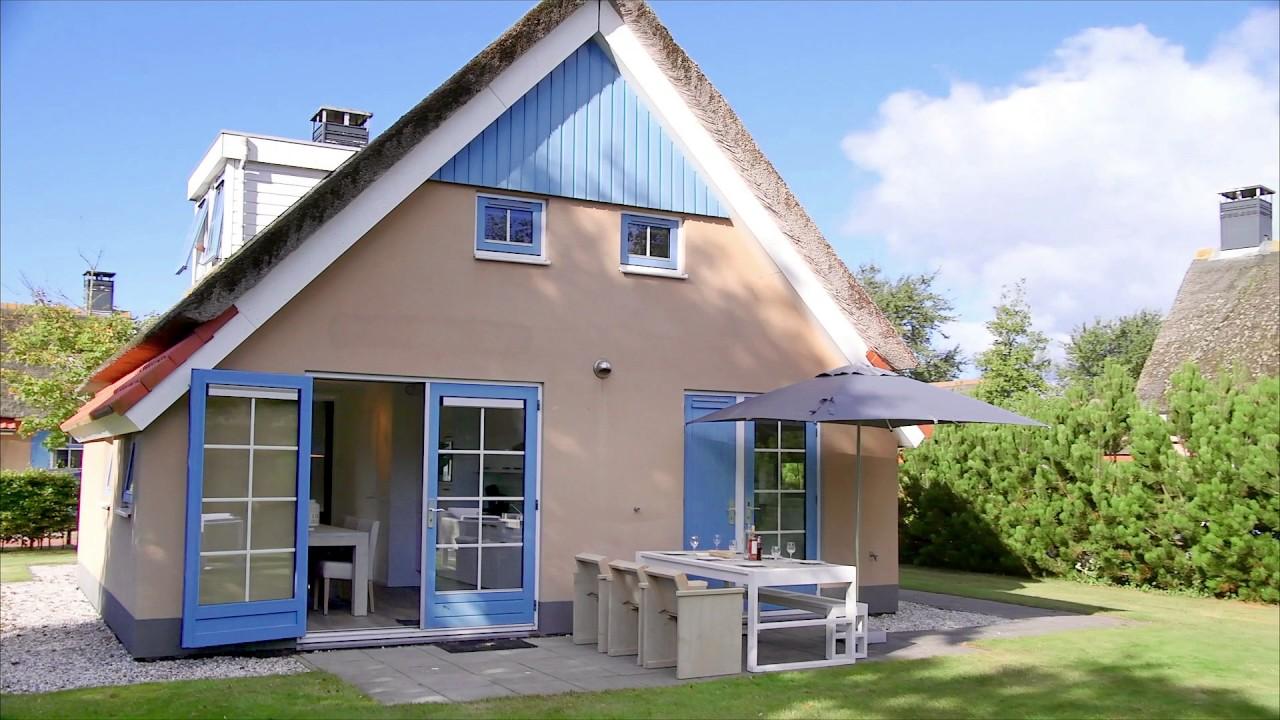 Roompot Vakanties Kustpark Texel Restyle Youtube