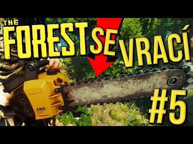 JDEME SI PRO MOTOROVKU! | Forest se vrací #5 w/ GEJMR