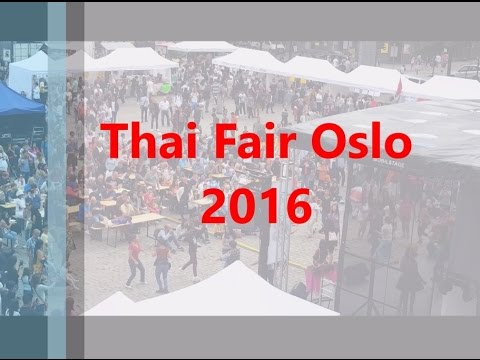 Thai fair Oslo 2016
