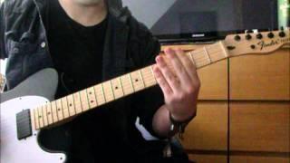 Doom Riff Skindred Guitar Cover
