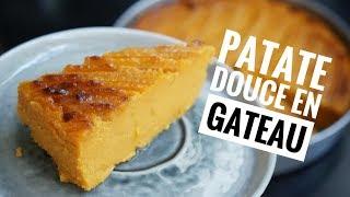 La recette du GATEAU de PATATE douce, c'est EXTRA !
