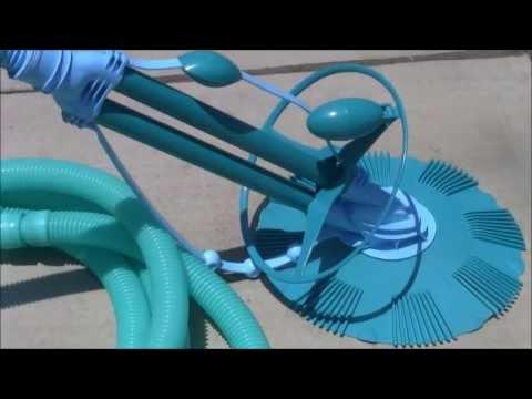 Inground Above Ground Swimming Pool Automatic Vacuum Hose