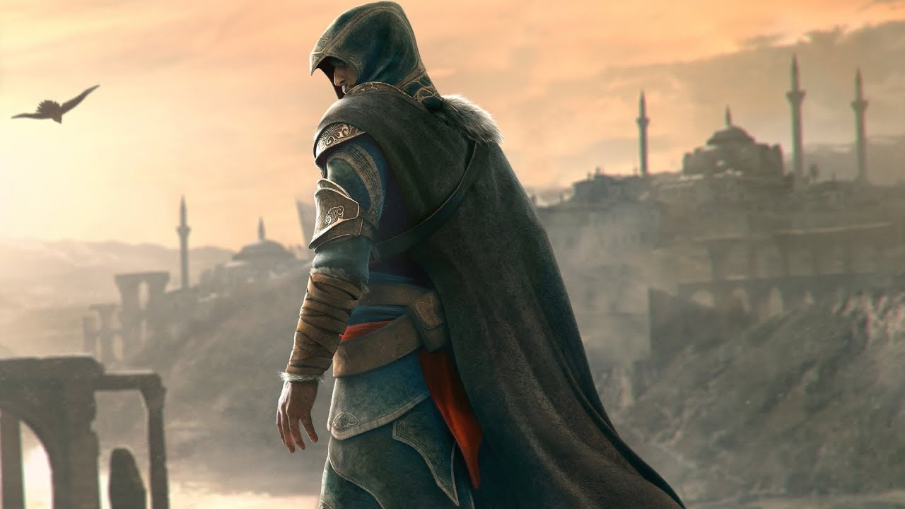 Assassin's Creed Revelations The Movie - YouTube