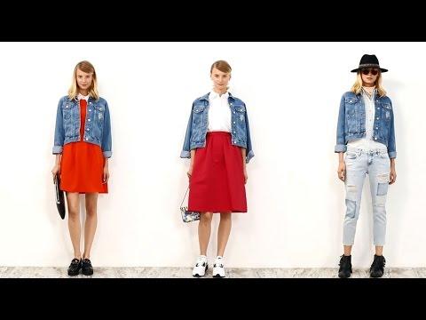 LamodaTV #26 Как и с чем носить джинсовую куртку?