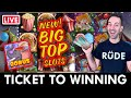 🔴LIVE - NEW Carnival Slot Machine on PlayFunzPoints