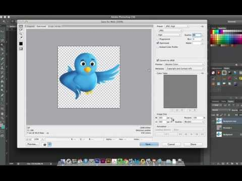 How to make your logo transparent without photoshop