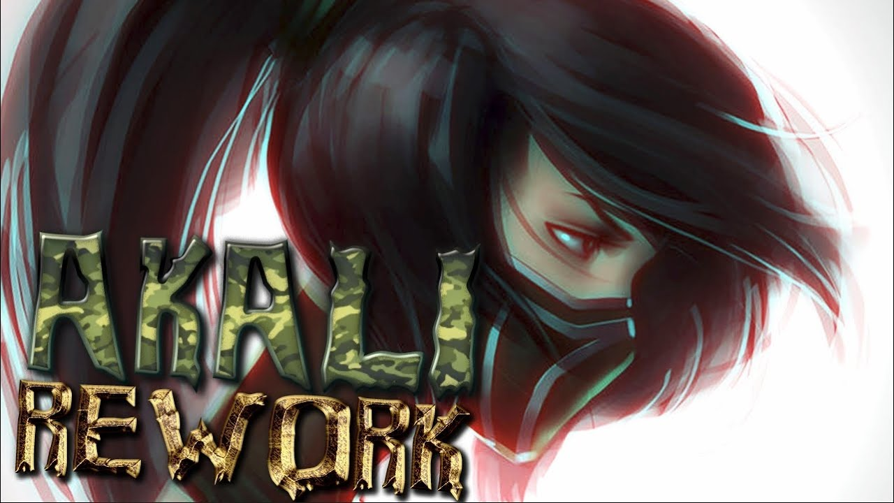 Akali Assassin Rework