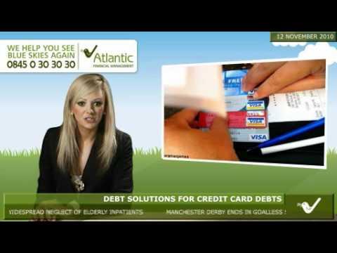 Debt solutions for credit card debts