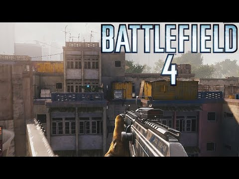 Battlefield 4 - TDM - Flood Zone - I Just About Lost My Mind (BF4 Online Multiplayer Gameplay) thumbnail