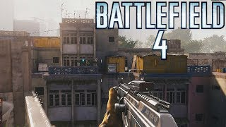 Battlefield 4 - TDM - Flood Zone - I Just About Lost My Mind (BF4 Online Multiplayer Gameplay)