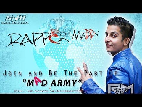 Branded Munda - Rapper Maddy | New Punjabi | 2014 | hit song