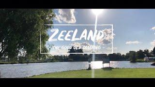 4K Cinematic travel video: Camping De Vogel, Zeeland