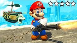 GTA 5 als SUPER MARIO spielen!