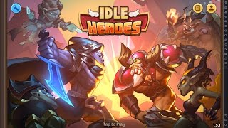 Idle Heroes: Trial of the champion