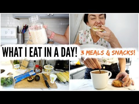 What I Eat In A Day: Delicious & Balanced! | AmandaMuse