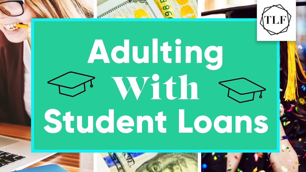 10 Grown-Up Things You Can Do While Paying Off Student Loans | The Lifestyle Fix