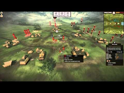 ThePrussianPrince vs Killerfisch (friendly Shogun 2 match, g1) |