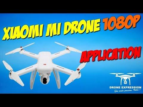 Presentation de lapplication android du Xiaomi Mi Drone - GEARBEST - DRONE EXPRESSION