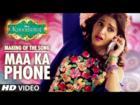 Exclusive: Making of Maa Ka Phone |Khoobsurat | Sonam Kapoor