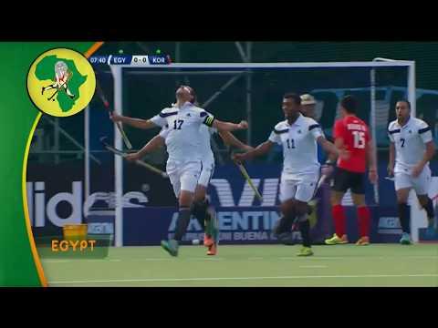 African Hockey Cup of Nations 2017 Egyptكاس أمم أفريقيا الاسماعلية مصر