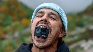 Обзор GoPro 7 Black. Роза Хутор. Каньонинг.  Баня ESPAS.