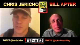 30 MINUTES WITH CHRIS JERICHO @THE APTER CHAT
