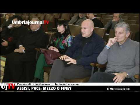 Pace: mezzo o fine?, incontro tenuto ad Assisi intervista a Gino Strada  Emergecy