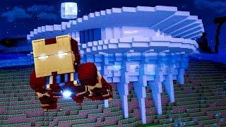 Minecraft: MANSÃO STARK - BREAKMEN Ep. 6 ‹ AMENIC ›