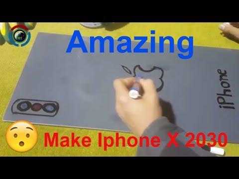 Amazing make Iphone X 2030