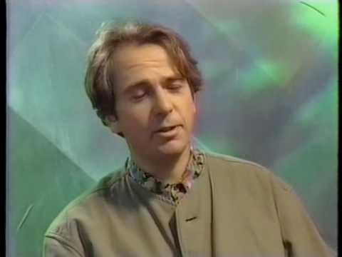 Peter Gabriel MTV News 1992
