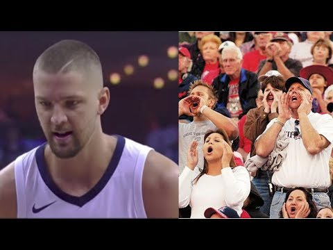 Download Youtube: Chandler Parsons BOOED by Home Crowd After Missing Free Throws