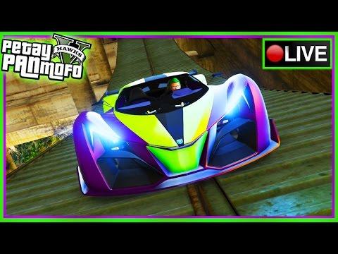 GTA Online Tug Boat Pirates n Carrier Races (GTA 5 Custom Job Playlist)