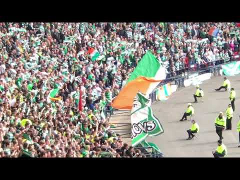 CELTIC ENDS AMAZING RENDITION OF GRACE