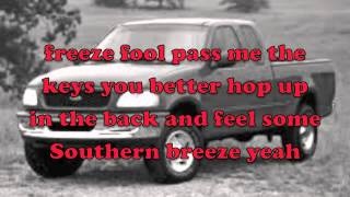 My Truck - Redneck Social Club Lyrics