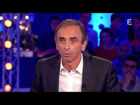 """Eric Zemmour """"Le suicide français"""" - On n'est pas couché 4 octobre 2014 #ONPC"""