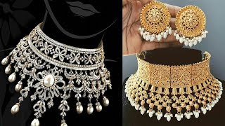 Wedding Jewellery Collection | Bridal Jewelry Design 2019 | Jewelry Collection Images / Photo