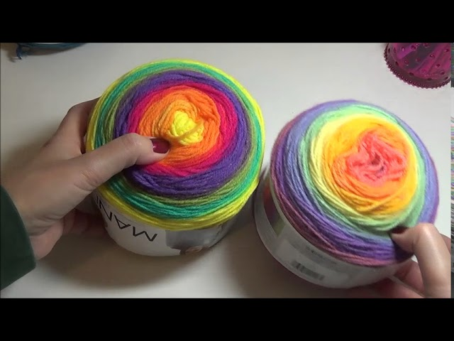 Mandala Yarn New Colors Review