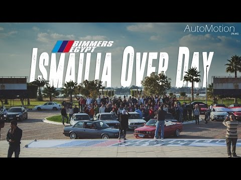 AutoMotion: Bimmers Egypt - Ismailia Over Day (Aftermovie)