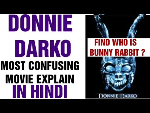 Explain donnie darko
