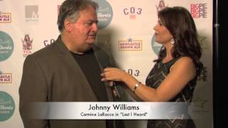 "Hollyshorts 2013 Recap of ""Last I Heard"" with Paul Sorvino & Dave Rodriguez"