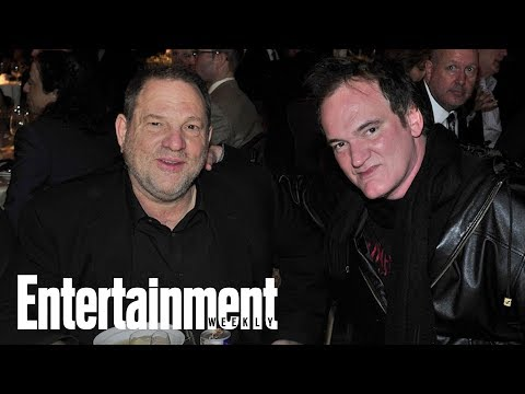 Quentin Tarantino Breaks Silence On Partner Harvey Weinstein   Flash  Entertainment Weekly