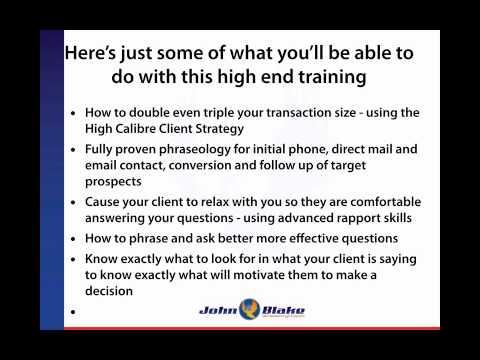 Professional Sales Master Class Perth