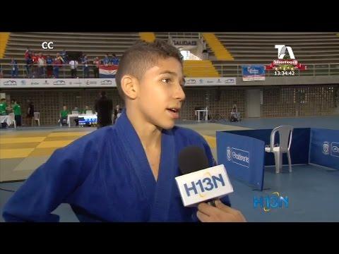 En Sudamericanos Escolares, Colombia domino en segunda jornada de competencias en Judo