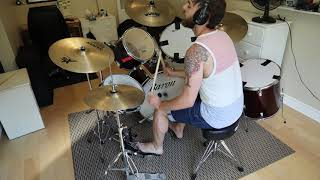The Fireside (Protest The Hero) - Drum Cover